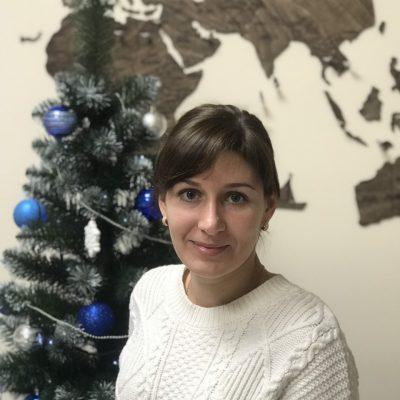 Анна Безкоровайная
